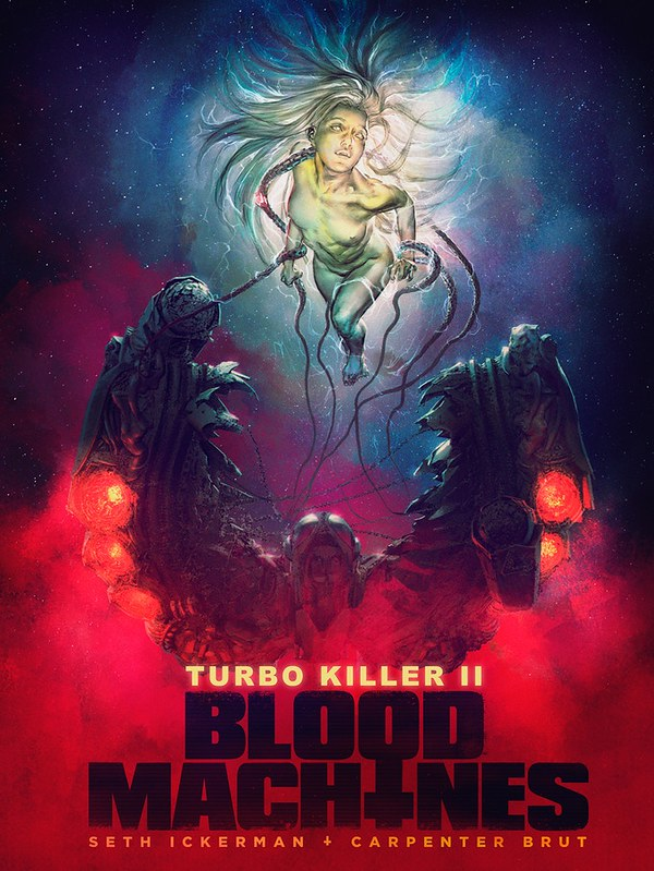 Turbo Killer II Kan Makineleri