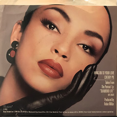 SADE:HANG ON TO YOUR LOVE(JACKET B)