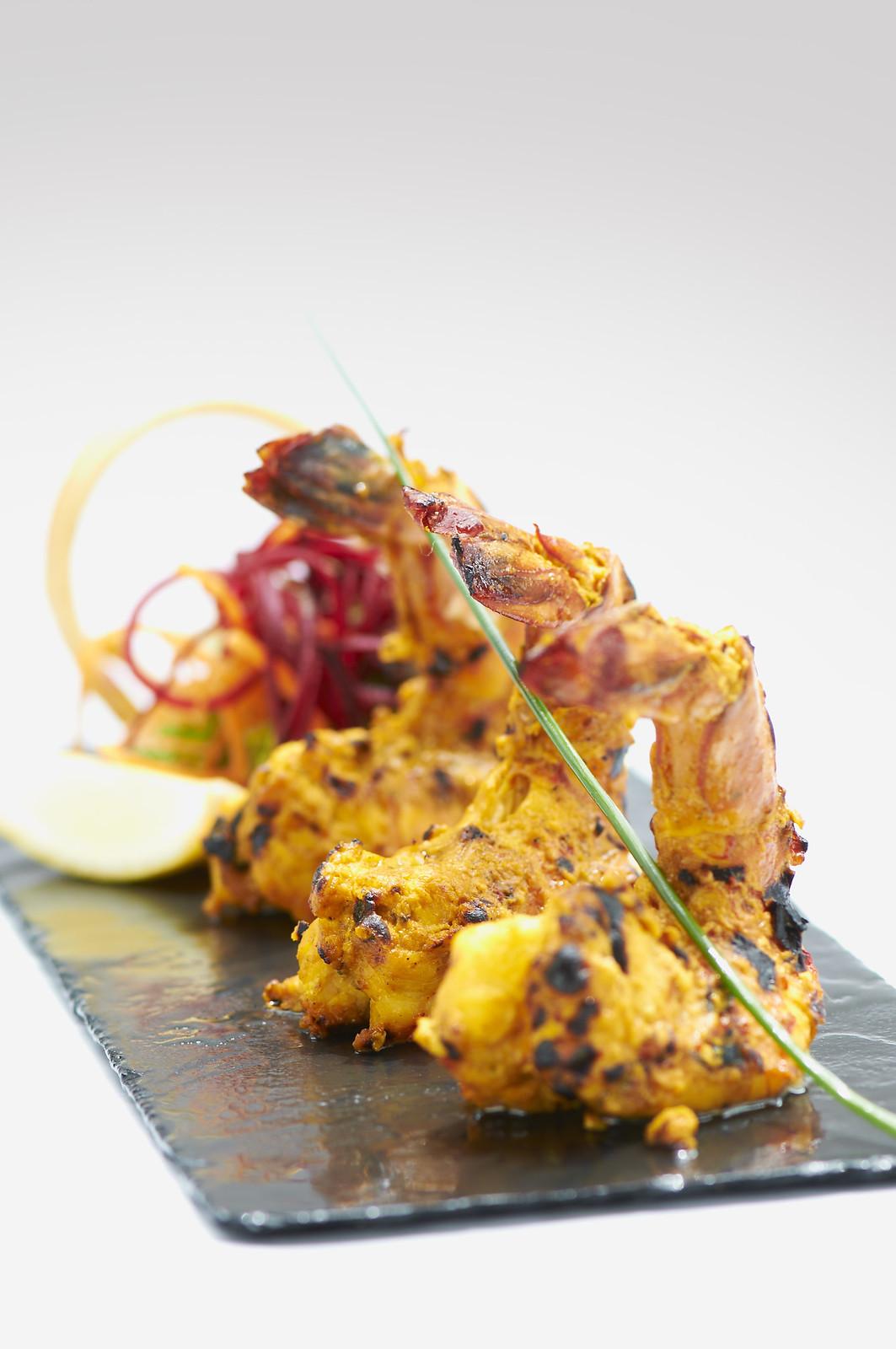 Singapore Restaurant Festival 2018 Punjab Grill: Jumbo Prawns