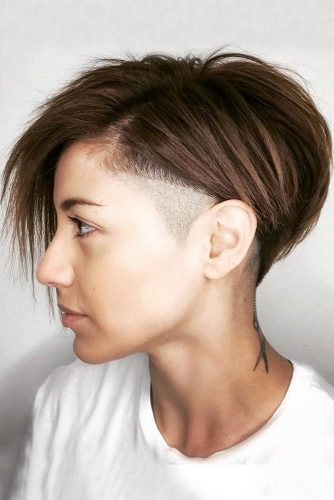 Latest Bold & Daring Asymmetrical Bob Haircuts+40 Shapely Styles 2