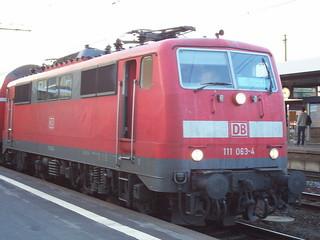 DB 111 063 in Fulda