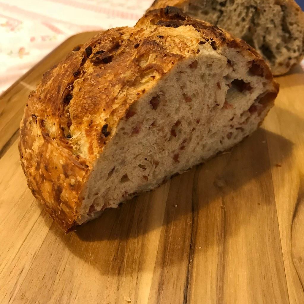 Pães fermentação natural