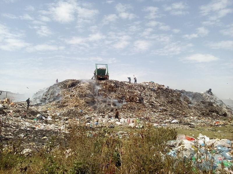 Dumpsite  of Ngong (Kenya)