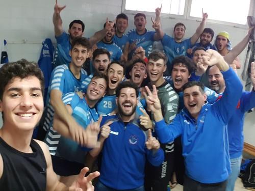 Balonmano Montequinto vence al BM Villafranca