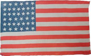 Charles Barber Roosevelt-Barber-flag