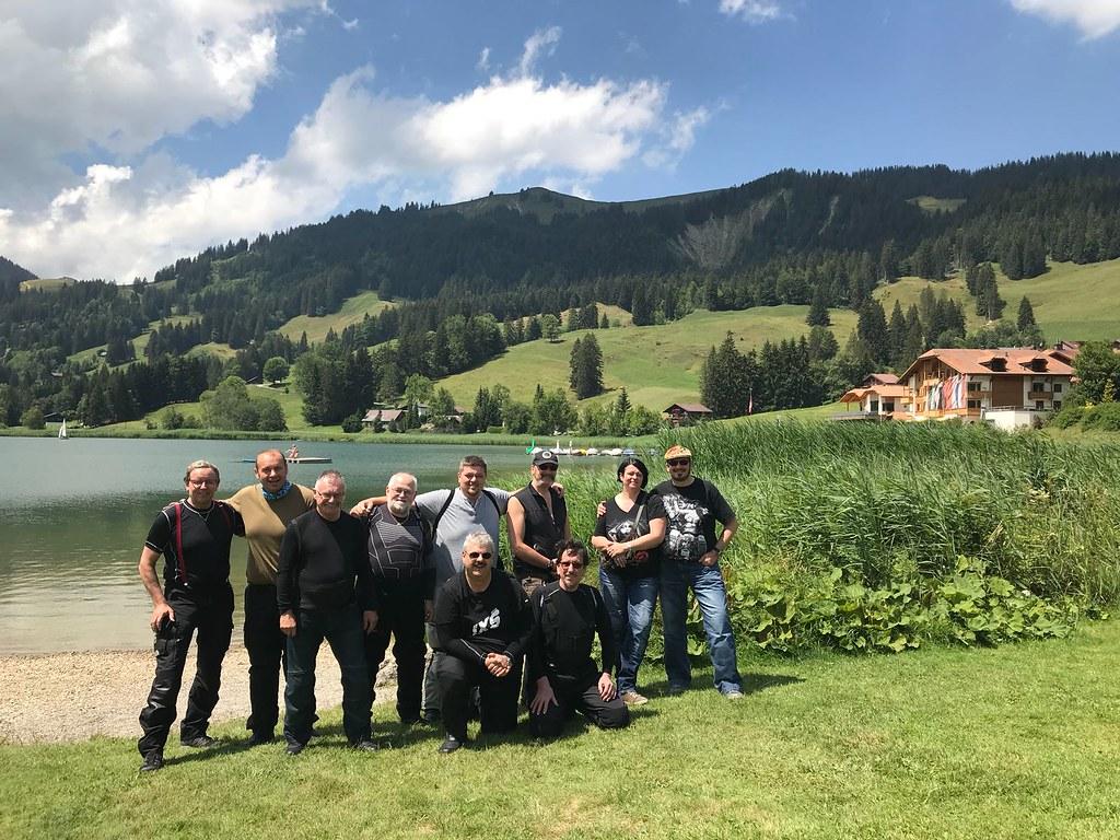 Tagesausfahrt Schwarzsee 2018