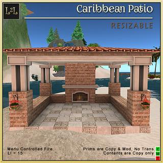 L2L Caribbean Patio pic