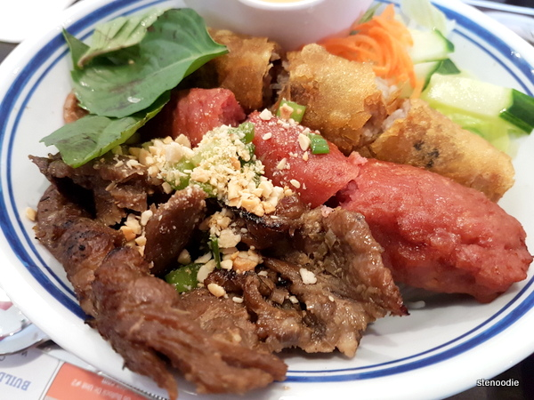 Pho Quinn Authentic Vietnamese bun
