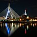 Bunker Hill Bridge by BlinkOfALens