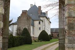 Le château de Creuse