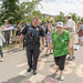 cops escort ICE protester 2018.07.28_TJA_2-79 by terry j allen