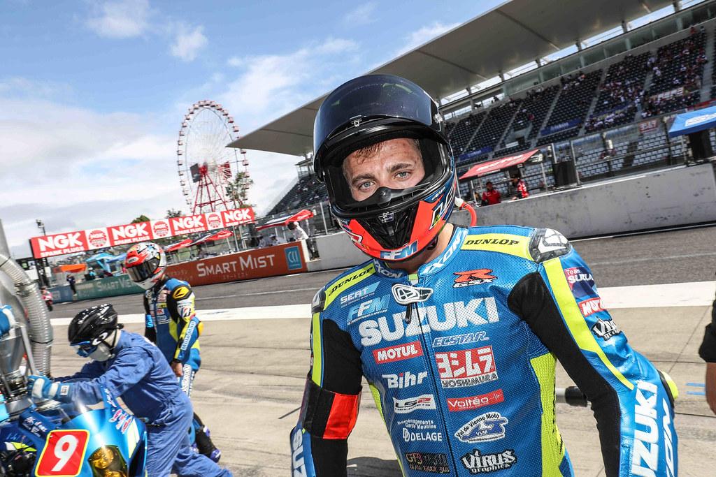 8,Hours,Suzuka,2018,EWC,Suzuki Endurance Racing Team,Gregg BLACK