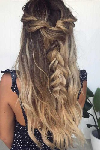 Adorable Dutch Braid Hairstyles To Amaze Your Friends! 6