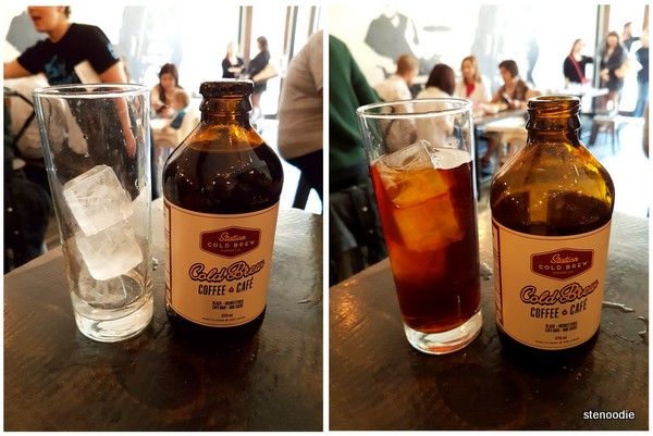 Station Cold Brew Ice Coffee