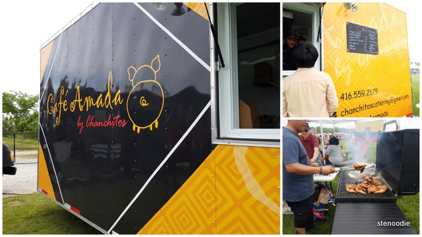 Cafe Amada By Chanchitos food truck