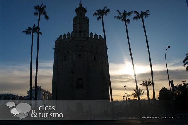 Sevilha Torre del Oro