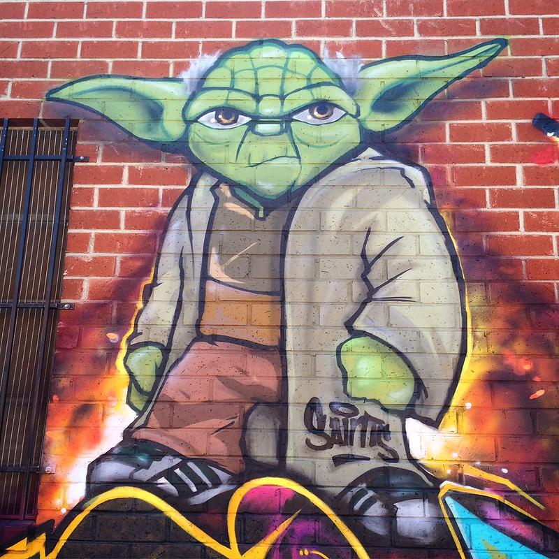 Yoda Battle