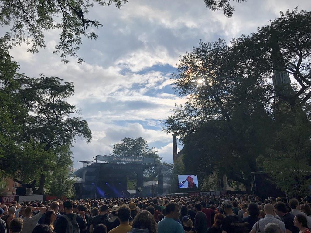 Pitchfork Music Festival 2018
