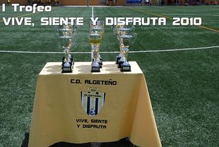 I Trofeo VIVE, SIENTE y DISFRUTA 2011