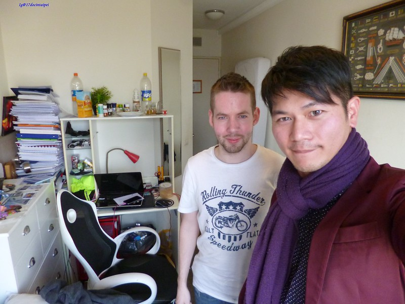 couchsurfing-travel-Rotterdam-17docintaipei-歐洲自助旅行-荷蘭鹿特丹- (4)