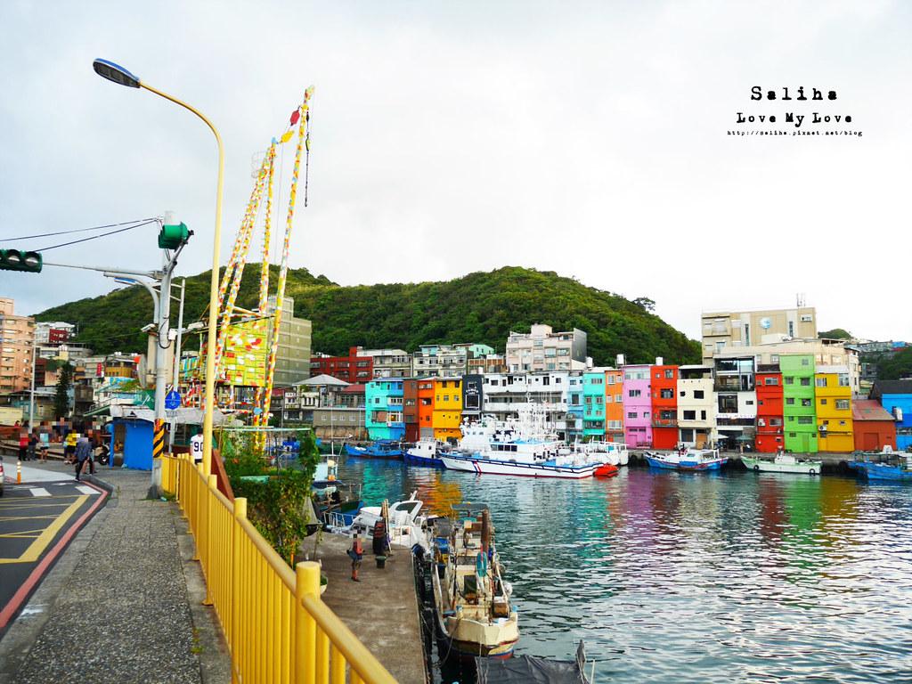 基隆正濱漁港怎麼去交通方式 (8)