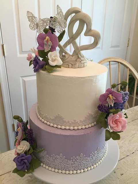 Cake by Lauren's Cakery and Kitchen Mania