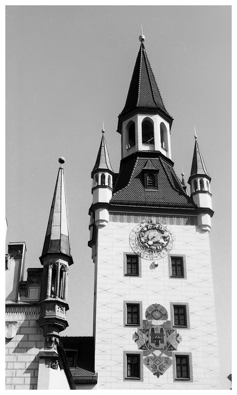 marienplatz spires