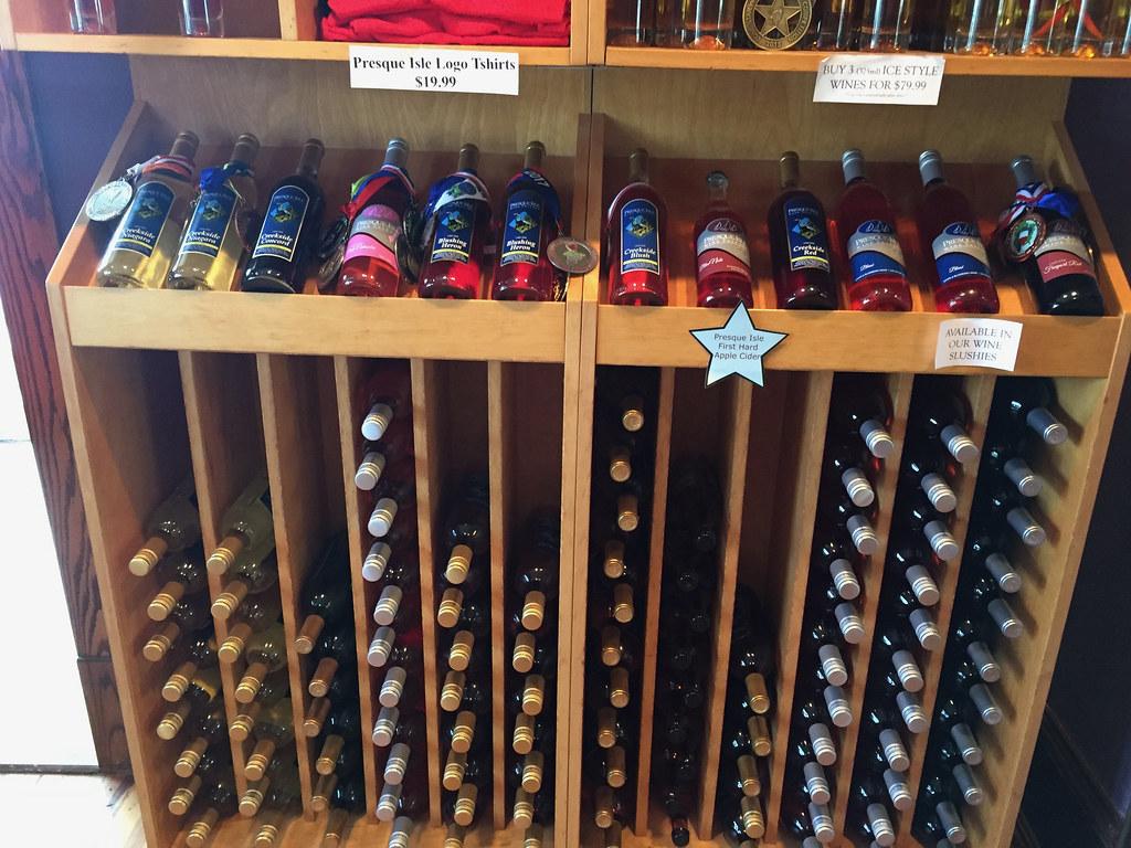 Presque Isle Wines