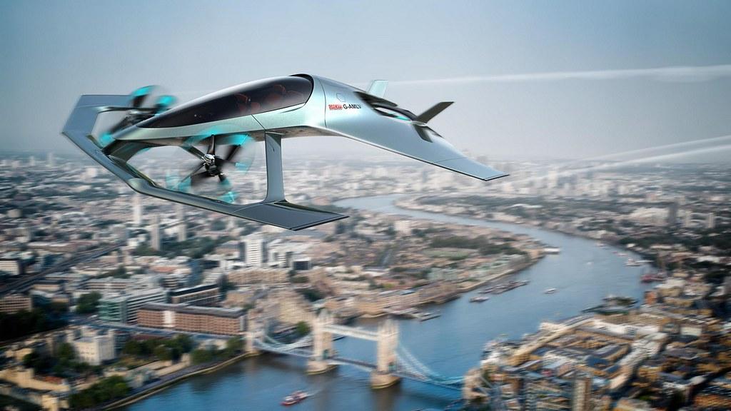Aston Martin Volante Vision Concept 1