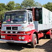 Comber Transport 1969 ERF NVR403H Wiston Steam Rally 2018