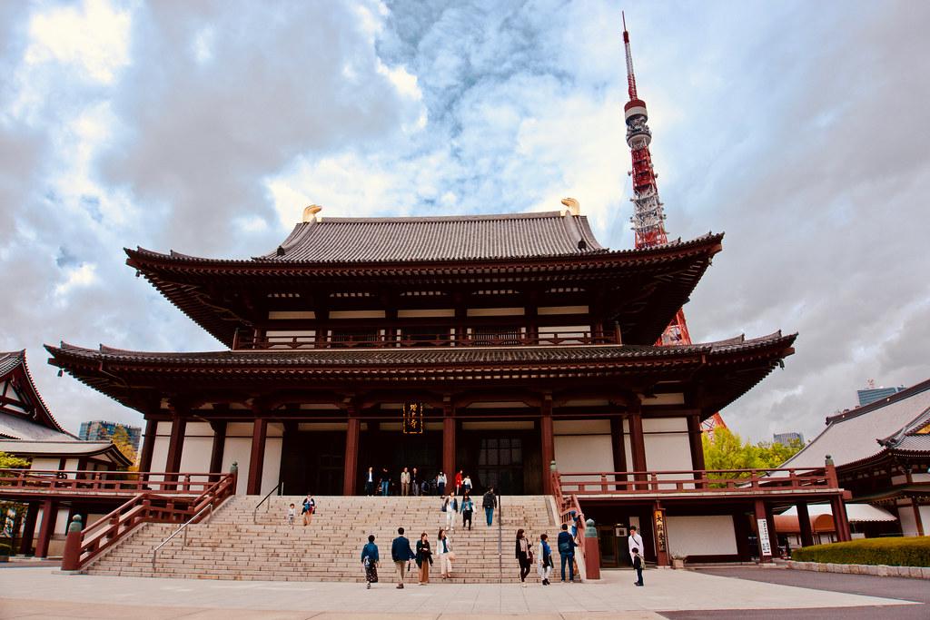 Zojoji Temple #2