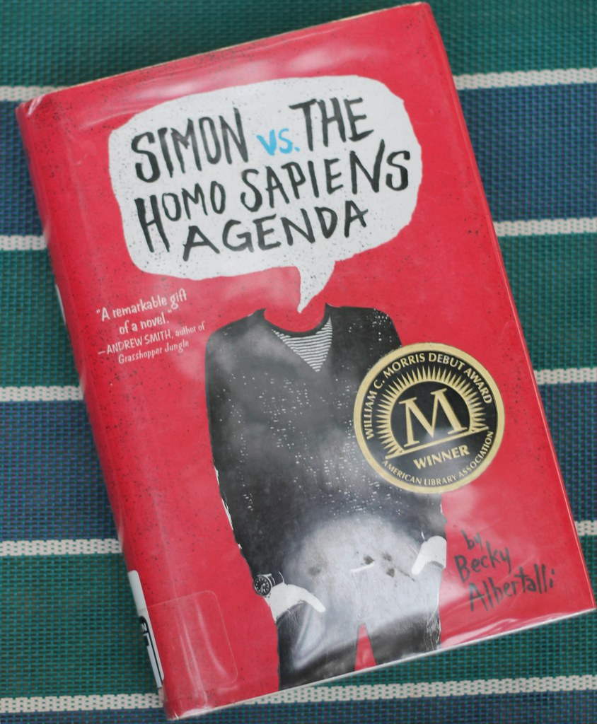 simon book