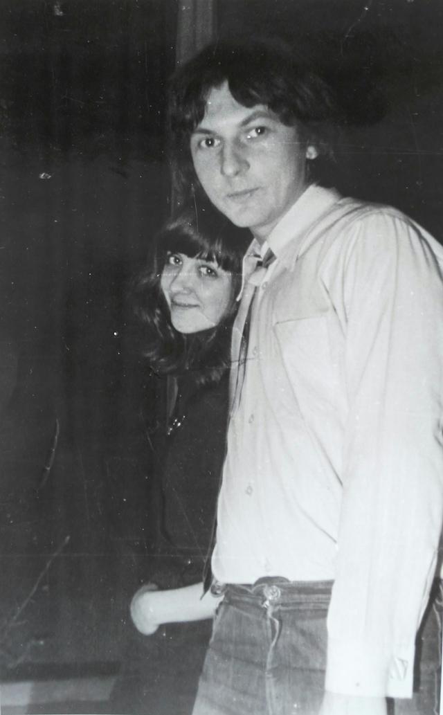 Майк и Наташа Науменко