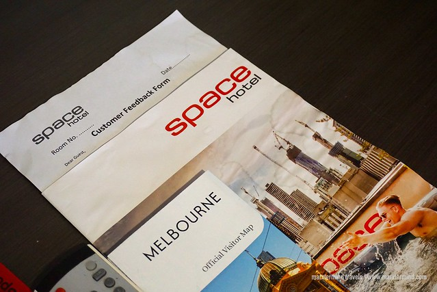 My Stay at Space Hotel Melbourne