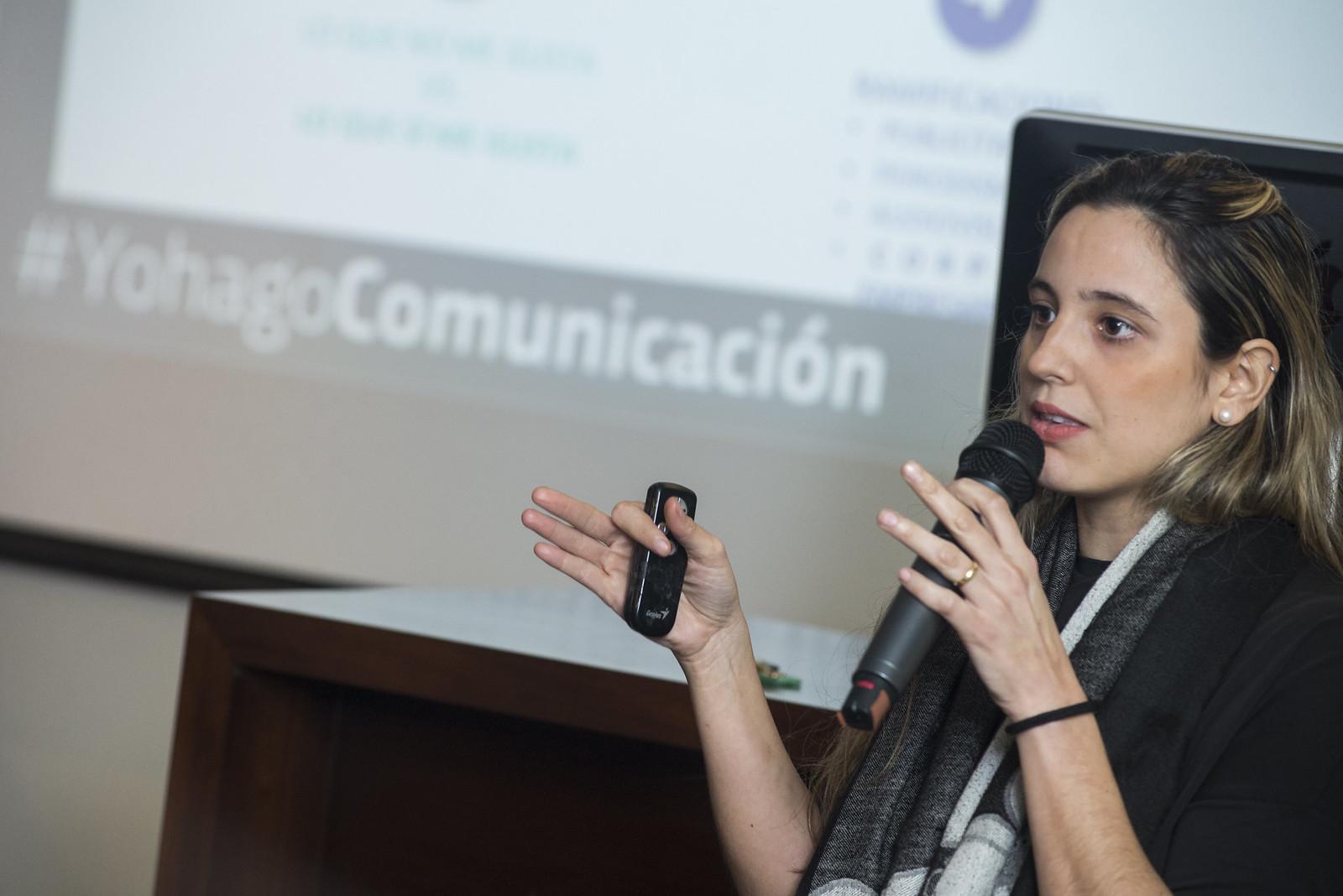 Yo Hago Comunicación - agosto 2018