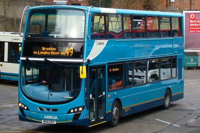 ARRIVA NORTH EAST 7627, Sony DSC-H7