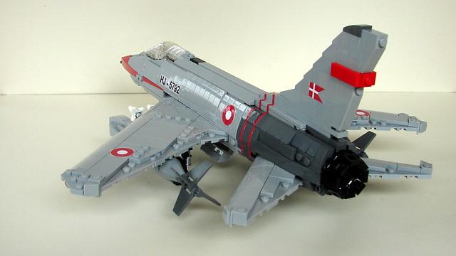 NA F-100 Super Sabre 100 (5)
