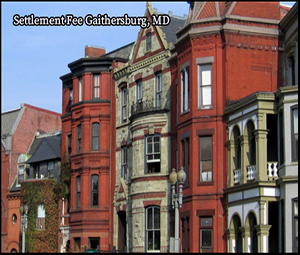 settlement fee gaithersburg