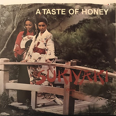 A TASTE OF HONEY:SUKIYAKI(JACKET B)