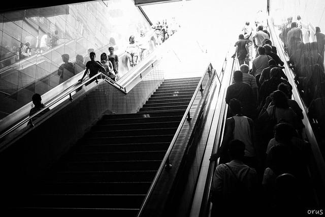 the crowd, Fujifilm X-E3, XF27mmF2.8