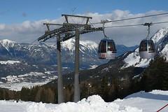 Millennium-Express – nejdelší lanovka v Rakousku