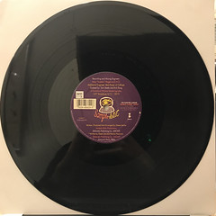 DEEE-LITE:GROOVE IS IN THE HEART(RECORD SIDE-B)