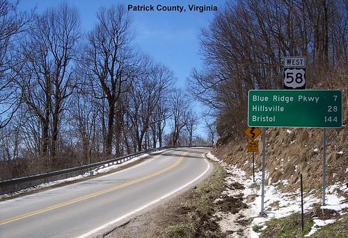 Patrick County VA