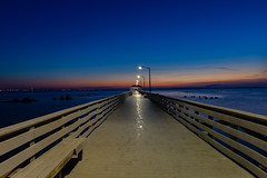 The Length of the Fishing Pier