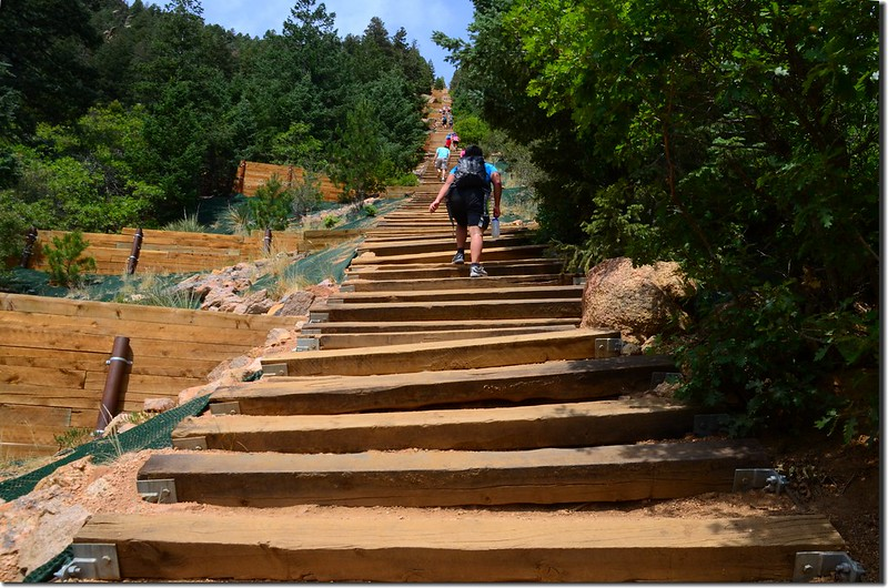 The Manitou Incline, Manitou Springs (4)