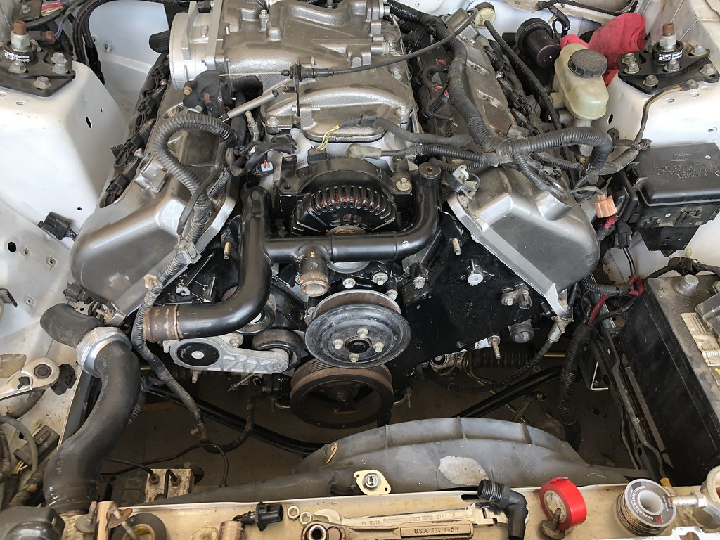 Coolant system revision 3