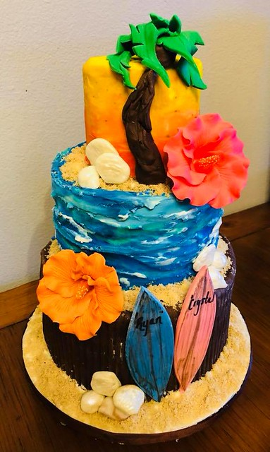 Cake by Designer Cakes & Confections