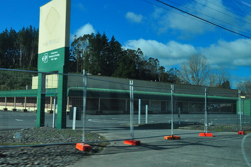 The former Te Kuiti New World
