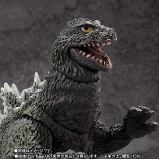 S.H.MonsterArts《金剛對哥吉拉》哥吉拉(1962)キングコング対ゴジラ ゴジラ(1962)【魂商店】
