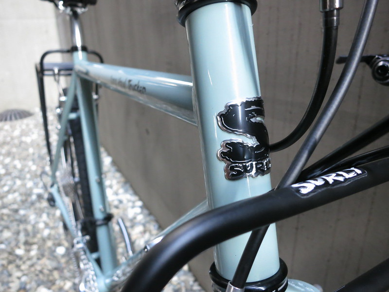 SURLY Long Haul Trucker Nice Rack Hed